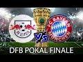 LIVE REACTION ⚽️ RB LEIPZIG Vs FC BAYERN 0:3 ⚽️ DFB POKAL FINALE