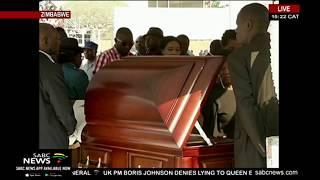 WATCH | Robert Mugabe's body lies in state