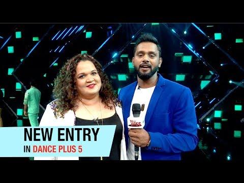 Suresh Mukund and Karishma Chavan As A Captain Enter In Dance Plus 5