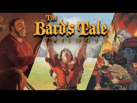 The Bard's Tale Trilogy Launch Trailer (ESRB) thumbnail