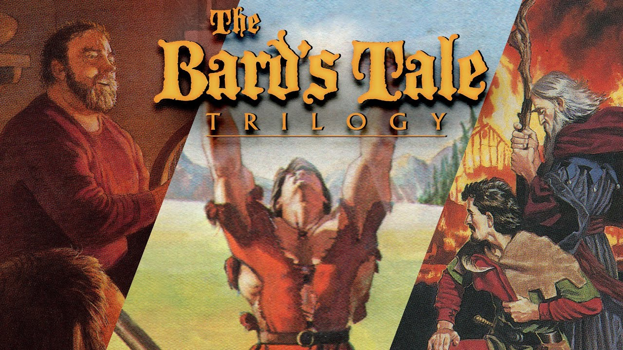 Video forThe Bard's Tale Trilogy and Wasteland Remasters Coming Soon to Xbox Game Pass