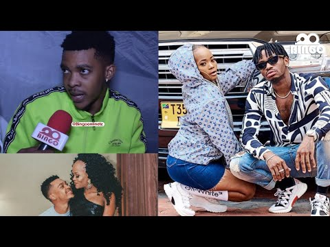 RASMI: Mume wa Ruby Ajibu Ruby Kusainiwa-WCB/Diamond Atamtambulisha/Huenda Akawa yeye/Nampenda
