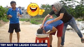 TRY NOT TO LAUGH CHALLENGE | Phone Prank | Comedy Videos by Sml Troll - Ep 19