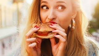 كم عدد القررات المتخذة بخصوص الأكل في يومك
