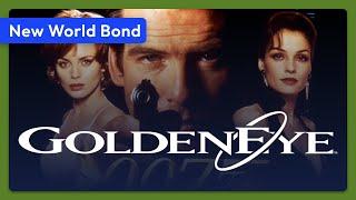 007: GoldenEye (1995) Trailer - New World Bond