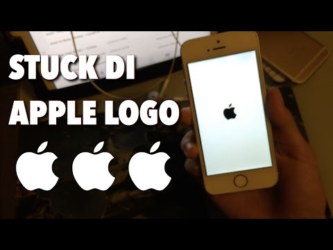 Video Cara mengatasi IPhone/Ipad dari hang dan stuck di apple logo