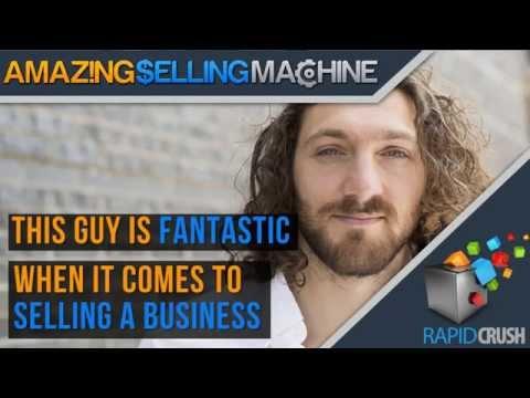 amazing selling machine log in