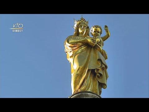 Laudes et Messe du 6 mai 2021 à Notre-Dame de la Garde