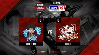 ESL Thailand Championship - RoV Division 1, Presented by Mercedes-Benz | Week 1 Day 1