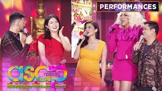 Vice Ganda brings the cast of 'M&M The Mall The Merrier' on the ASAP Natin 'To star | ASAP Natin 'To