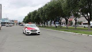 Автопрокат Челябинск, Mercedes E300 AMG Restyling (www.auto454.ru)