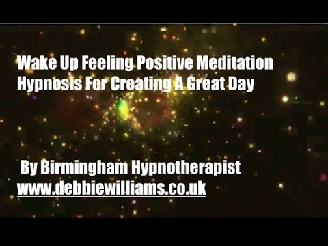 Free Hypnosis To Wake Up Feeling Positive