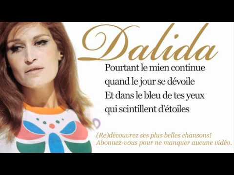 Dalida - Dans Le Bleu Du Ciel Bleu | Références | Discogs