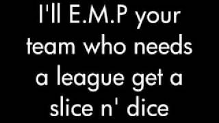 COD vs HALO Rap battle lyrics