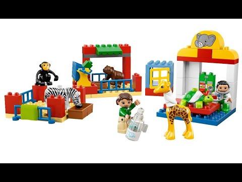 Vidéo LEGO Duplo 6158 : La clinique vétérinaire