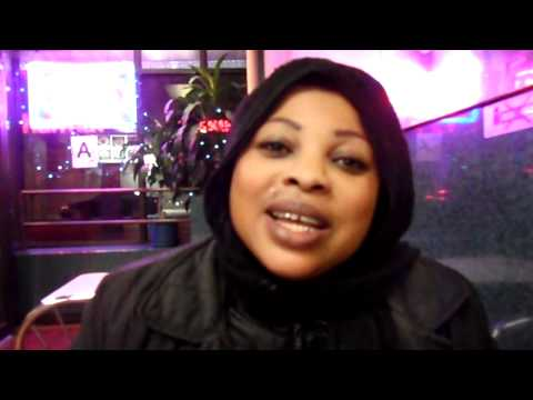 Queen Seidat Almubarak Thanksgiving in America