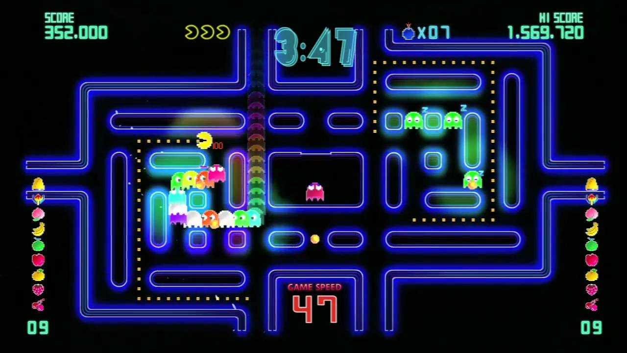 PAC-MAN Championship Edition DX  (Steam Key) video 1