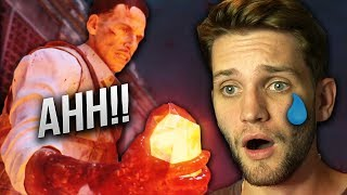 "NEW ""BLOOD OF THE DEAD"" GAMEPLAY TRAILER REACTION!! (Ft. A Huge Announcement)"