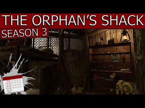 Fallout 4 Settlement Building - The Orphan's Shack - LIVESTREAM