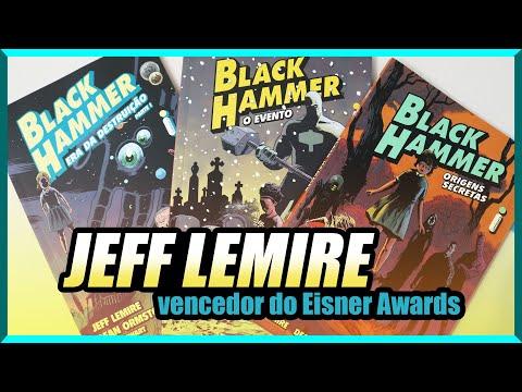 Jeff Lemire é hype? Conhecendo BLACK HAMMER | Utopia das Letras #03