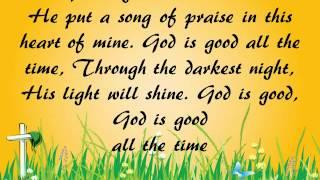 God is Good All the Time - Don Moen + lyrics Christian Worship & Praise