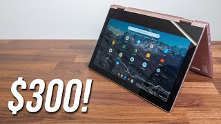 Lenovo C340 Review - A Cheap 2-in-1 Laptop!