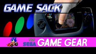 Sega Game Gear - Review - Game Sack
