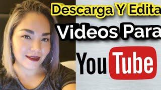 Como  R Y Editar  S Para Youtube 2019