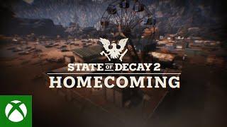 Trailer update Homecoming