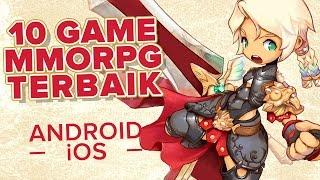 Game MMORPG Android Terbaik | Tech in Asia 10 Terbaik April 2016