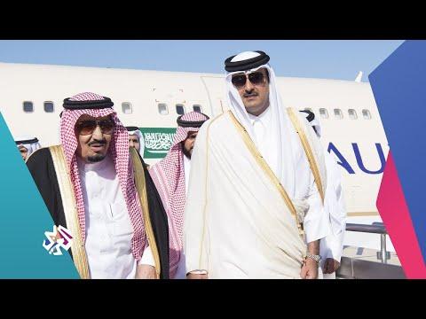 حل الأزمة الخليجية