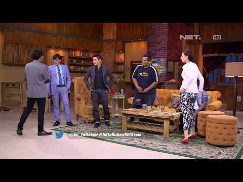 The Best Of Ini Talk Show - Sule Bikin Kacau Akting Pemain Lupus