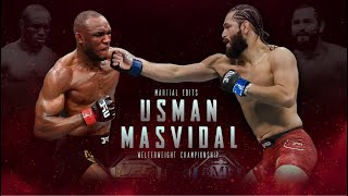 UFC 252: Usman vs. Masvidal Promo