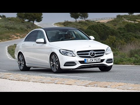 2015 Mercedes-Benz C-Class - First Drive Review