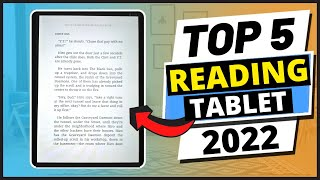 Top 5 Best Reading Tablet in 2021 | Note-Taking E-Reader Review & Buying Guide