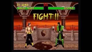 TAS Mortal Kombat 2 GameCube (GC) in 9:20