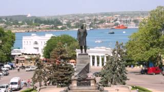 Города России. Севастополь. Путешествие по городу.
