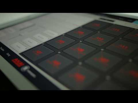 Akai Professional iMPC Pro - Available Now