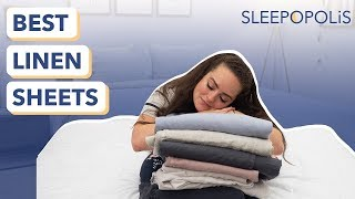Best Linen Sheets Review - Our Favorites Of 2019!