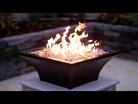 Diamond Clear Reflective Fire Glass | BBQGuys Signature Series