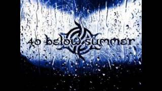 "40 Below Summer - ""new"" Rope (Rain-Advance 2007)"