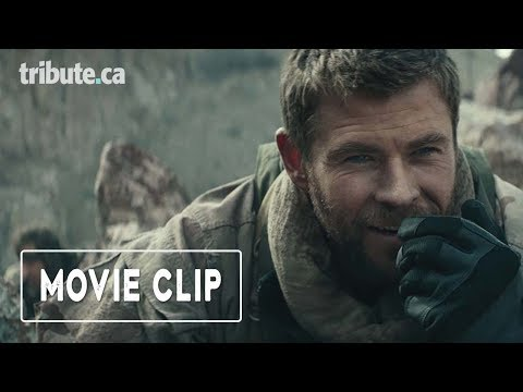 12 Strong (Clip 'Let's Do This Boys')