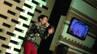 [VIRAL] A MUST WATCH VIDEO!!!! ECHO singing BRING ME TO LIFE SOLO!!