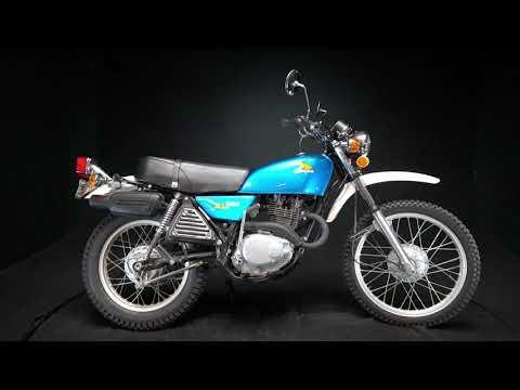 1976 Honda XL 250 in De Pere, Wisconsin - Video 1