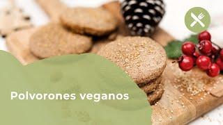 Polvorones veganos   Vita33