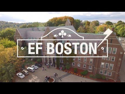EF Boston ‒ Tour of the School