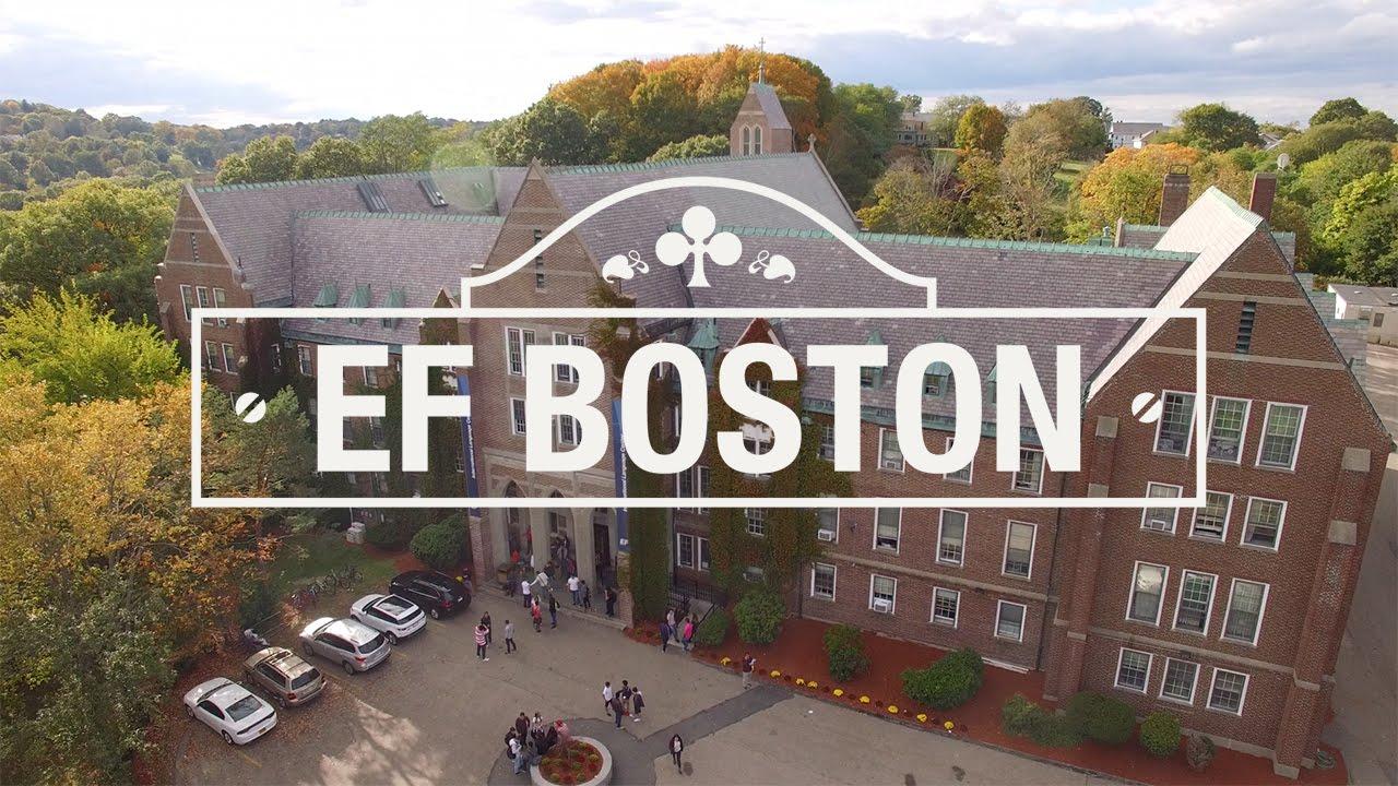 EF Boston – Campus Tour