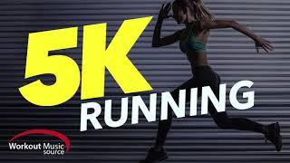 Workout Music Source  5K Running Training Mix  180 BPM