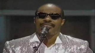 Stevie Wonder, Boy George - Part-Time Lover (LIVE) HD