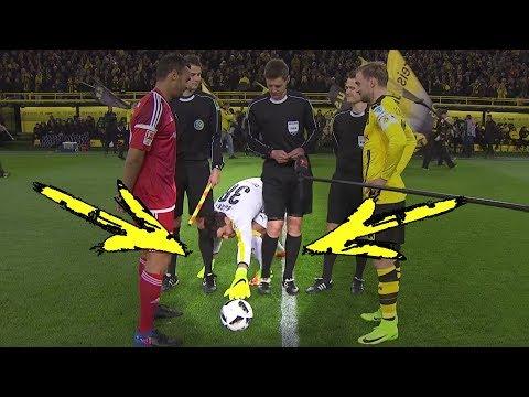 Roman Bürki's funny pre-match ritual for Borussia Dortmund ⚽😂